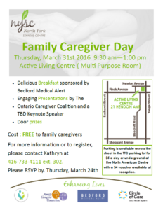 Family Caregiver Day Bedford Medical Alert