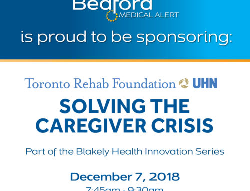 Toronto Rehab Foundation / UHN – Solving the Caregiver Crisis